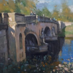'Paines bridge,Chatsworth'