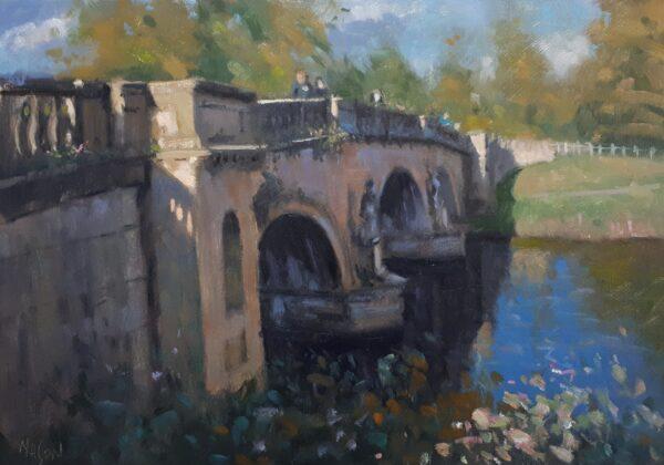 'Paines bridge,Chatsworth'