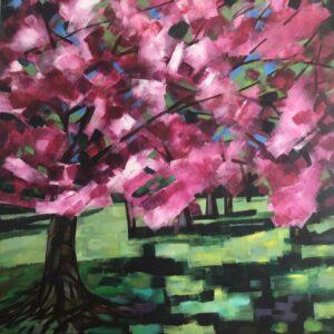 Cherry Blossom Haze