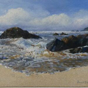 """North Cornish Coast"" nr. St."